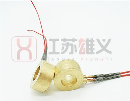 铸铜电加热圈