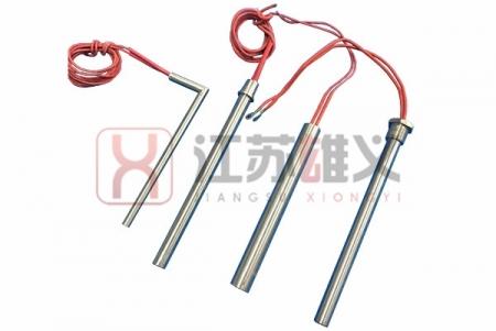 螺纹安装单头电热管