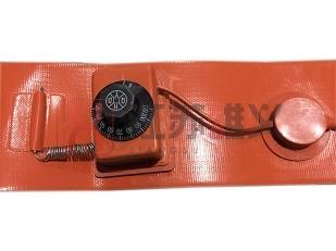 旋钮温控硅橡胶发热带
