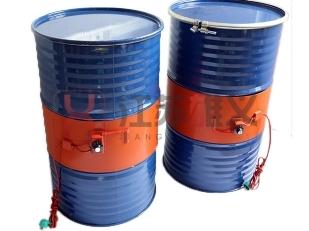 标准油桶发热带