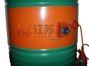润滑油桶发热带