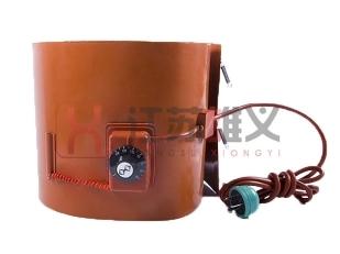 带旋钮温控油桶发热带