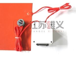 数显硅橡胶发热器