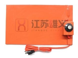 温控硅橡胶发热器