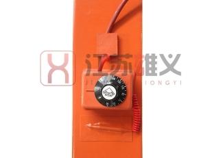 可调温硅橡胶发热器