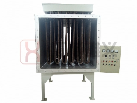 高温风道电热器