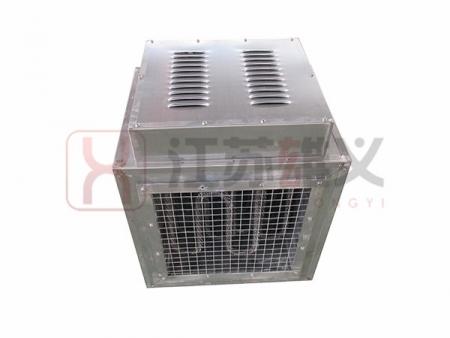 电加热风道电热器