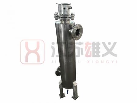 罐体循环管道电热器