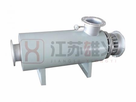 辅助管道电热器
