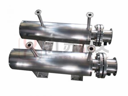 高温管道电热器