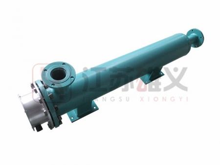 气体管道式电热器
