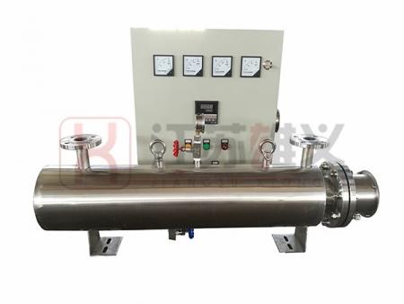 液体管道式电热器