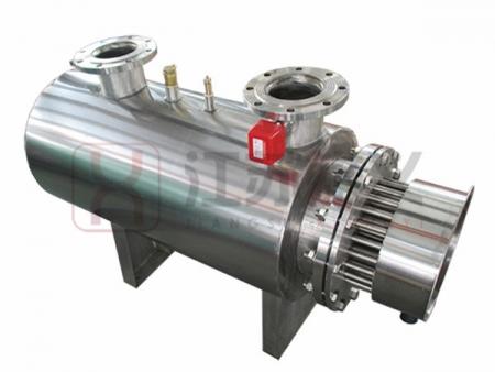 不锈钢管道电热器