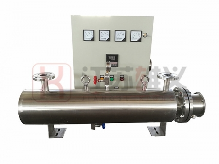 管道式液体电热器