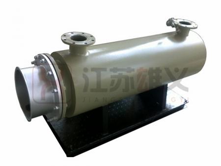 管道式电热器