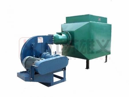 鼓风式空气电热器