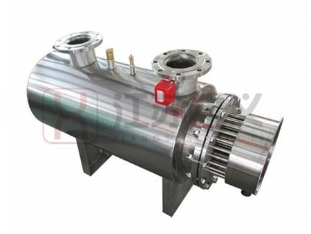 管道电热器生产